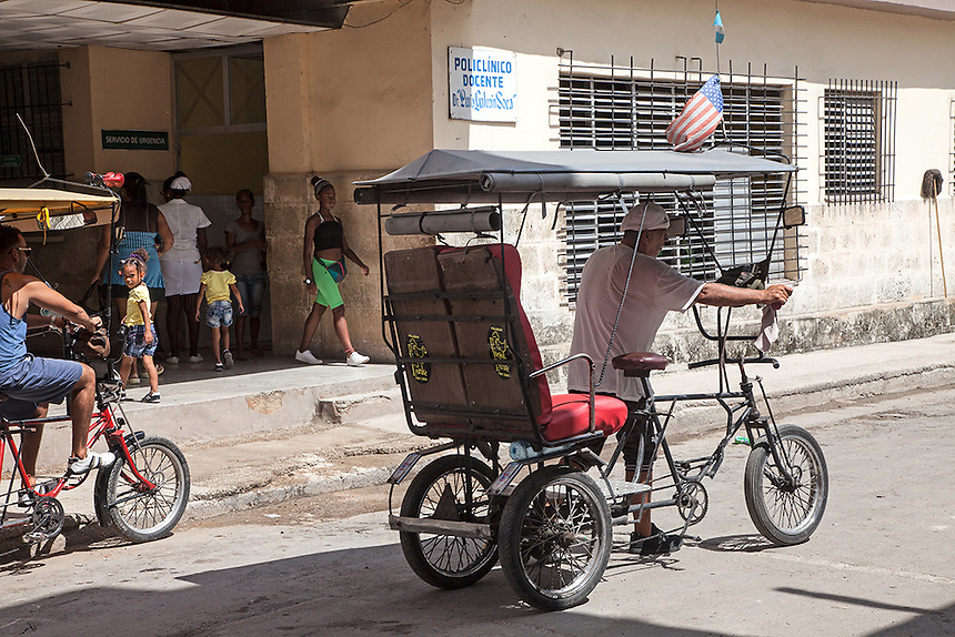Time in Cuba:  July 2016