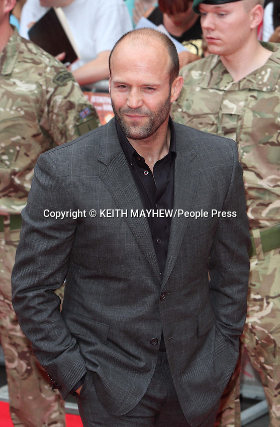 London - UK Premiere of 'The Expendables 2' at the Empire, Leicester Square, London - August 13th 2012..Photo by Keith Mayhew.