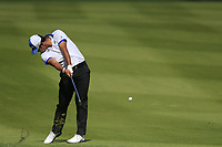 Hideki Matsuyama (JPN) on the 2nd fairway during the 2nd round of the WGC HSBC Champions, Sheshan Golf Club, Shanghai, China. 01/11/2019.<br /> Picture Fran Caffrey / Golffile.ie<br /> <br /> All photo usage must carry mandatory copyright credit (© Golffile   Fran Caffrey)