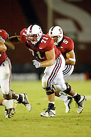 Brian Head during Stanford's 63-26 win over San Jose State on September 14, 2002 at Stanford Stadium.<br />Photo credit mandatory: Gonzalesphoto.com