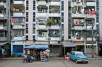 Myanmar - streets of Yangon