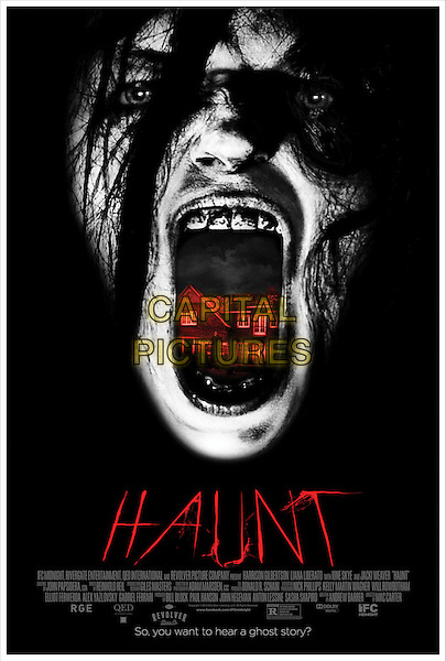POSTER ART<br /> in Haunt (2013) <br /> *Filmstill - Editorial Use Only*<br /> CAP/FB<br /> Image supplied by Capital Pictures