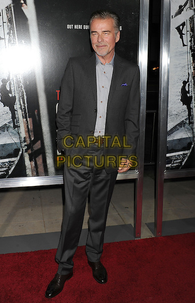 Ian Buchanan<br /> Premiere of &quot;Captain Phillips&quot; held at the Academy of Motion Picture Arts and Sciences, Beverly Hills, California, USA.<br /> September 30th, 2013<br /> full length grey gray suit<br /> CAP/ROT/TM<br /> &copy;Tony Michaels/Roth Stock/Capital Pictures