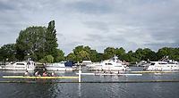 Henley on Thames, United Kingdom. 2016 Henley Masters' Regatta. Henley Reach. England. on Saturday  09/07/2016   [Mandatory Credit/ Peter SPURRIER/Intersport Images]<br /> <br /> Rowing, Henley Reach, Henley Masters' Regatta.<br /> <br /> General View,  2016 Henley Masters Regatta.