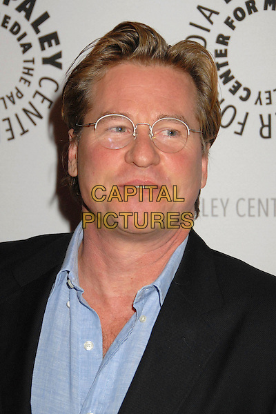 """VAL KILMER.""""Comanche Moon"""" Screening at The Paley Center for Media, Beverly Hills, California, USA,.8 January 2008..portrait headshot glasses.CAP/ADM/BP.©Byron Purvis/AdMedia/Capital Pictures."""
