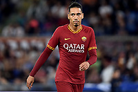 Chris Smalling of AS Roma <br /> Roma 25-9-2019 Stadio Olimpico <br /> Football Serie A 2019/2020 <br /> AS Roma - Atalanta Bergamasca Calcio <br /> Foto Andrea Staccioli / Insidefoto