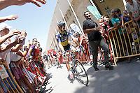 Alberto Contador during the stage of La Vuelta 2012 between Logroño and Logroño.August 22,2012. (ALTERPHOTOS/Acero) /NortePhoto.com<br /> <br /> **SOLO*VENTA*EN*MEXICO**<br /> **CREDITO*OBLIGATORIO**<br /> *No*Venta*A*Terceros*<br /> *No*Sale*So*third*<br /> *** No Se Permite Hacer Archivo**<br /> *No*Sale*So*third*