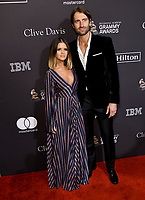 09 February 2019 - Beverly Hills, California - Maren Morris, Ryan Hurd. The Recording Academy And Clive Davis' 2019 Pre-GRAMMY Gala held at the Beverly Hilton Hotel.   <br /> CAP/ADM/BT<br /> &copy;BT/ADM/Capital Pictures