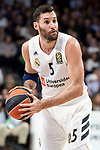 Real Madrid Rudy Fernandez during Turkish Airlines Euroleague match between Real Madrid and CSKA Moscow at Wizink Center in Madrid, Spain. November 29, 2018. (ALTERPHOTOS/Borja B.Hojas)