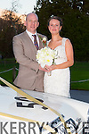 Gemma Foley, Castlemaine, daughter of David and Gillian Foley, and Barnaby Levy, England, Son of Zach and Dee Levy, were married at a civil Service in Ballyseede Castle Hotel on Friday 19th December 2014 with a reception after at the Hotel