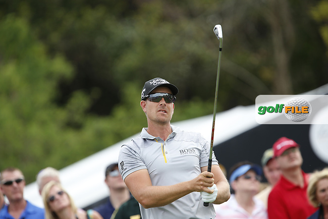 Henrik Stenson (SWE),  during Round 2 of the Arnold Palmer Invitational, Bay Hill Club and Lodge, Orlando,  Florida, USA. 18/03/2016.<br /> Picture: Golffile | Mark Davison<br /> <br /> <br /> All photo usage must carry mandatory copyright credit (&copy; Golffile | Mark Davison)