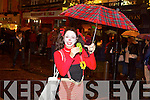 The Circus festival parade passing through the streets of Tralee on Friday evening.