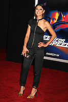 "Jessica Szohr<br /> at the ""Need For Speed"" Los Angeles Premiere, El Capitan, Hollywood, CA 03-06-14<br /> David Edwards/Dailyceleb.com 818-249-4998"
