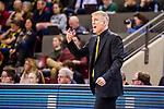 John PATRICK (Head-Coach MHP Riesen Ludwigsburg) \ beim Spiel in der Basketball Bundesliga, MHP Riesen Ludwigsburg - Mitteldeutscher BC.<br /> <br /> Foto &copy; PIX-Sportfotos *** Foto ist honorarpflichtig! *** Auf Anfrage in hoeherer Qualitaet/Aufloesung. Belegexemplar erbeten. Veroeffentlichung ausschliesslich fuer journalistisch-publizistische Zwecke. For editorial use only.