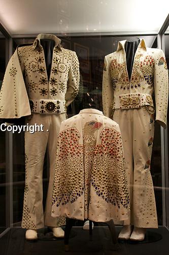 Graceland, home of Elvis Presley outfit 1