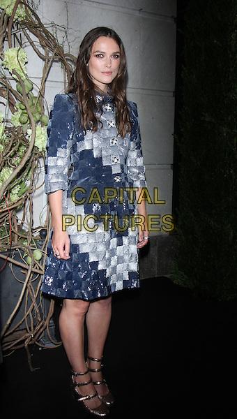 NEW YORK, NY-September 06: Keira Knightley at Chanel event  at Bergdor Goodman in New York. NY September 06, 2016. <br /> CAP/MPI/RW<br /> &copy;RW/MPI/Capital Pictures