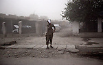 2 June 2013,  Jalalabad, Afghanistan.  A wind storm that hit Jalalabad at 2.30pm.  Picture by Graham Crouch/World Bank