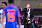 India Head Coach Stephen Constantine reacts during the AFC Asian Cup UAE 2019 Group A match between India (IND) and Bahrain (BHR) at Sharjah Stadium on 14 January 2019 in Sharjah, United Arab Emirates. Photo by Marcio Rodrigo Machado / Power Sport Images