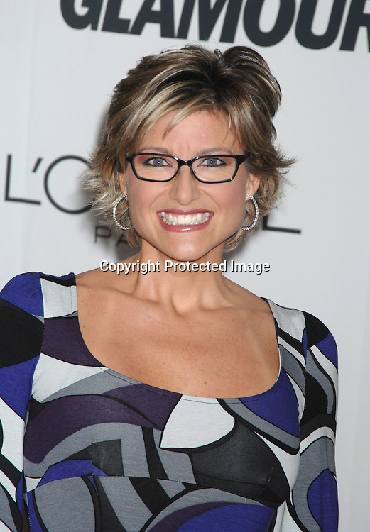 "Ashleigh Banfield..arriving at The Glamour Magazine's 2006  ""Women of the Year"" Awards on October 30, 2006 at Carnegie Hall. ..Robin Platzer, Twin Images"