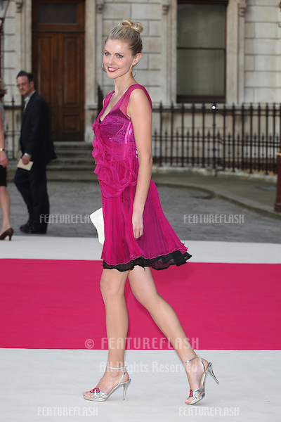 Donna Air arriving for the Royal Academy of Arts Summer Exhibition Party, at the Royal Academy of Arts, London. 30/05/2012 Picture by: Alexandra Glen / Featureflash