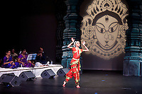 Pranati performing her Bharata Natyam Arangetram at Eisemann Center on July 10th, 2011