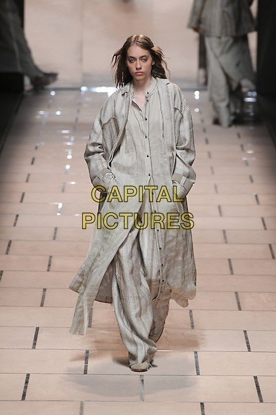 VIVETTA TRUSSARDI<br /> Milan Fashion Week, Ready to Wear,Spring Summer 2016, Milan, Italy September 27, 2015.<br /> CAP/GOL<br /> &copy;GOL/Capital Pictures