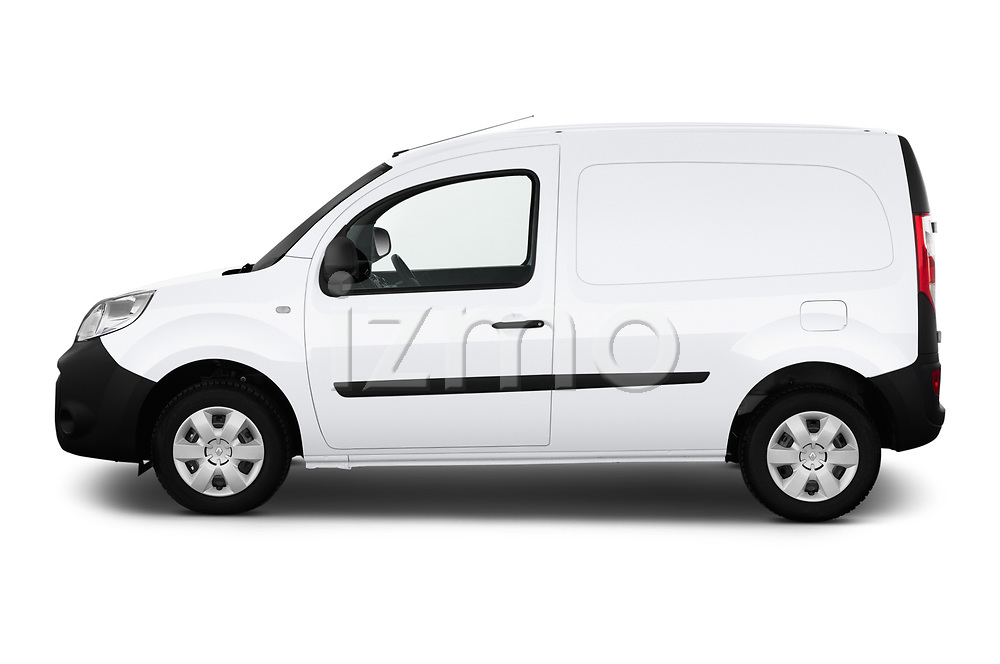 Car driver side profile view of a 2019 Renault Kangoo Energy Extra 4 Door Car van