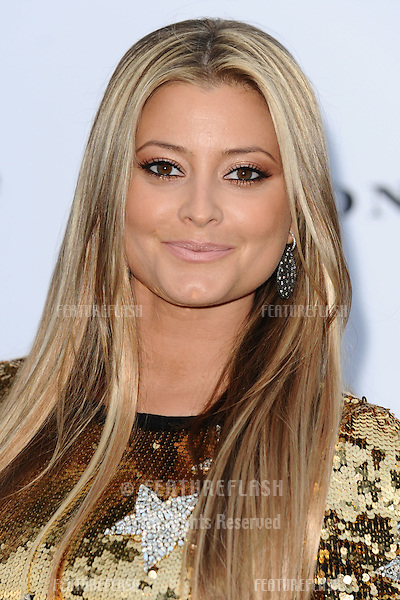 Holly Valance arriving for the Serpentine Gallery Summer Party 2012, Hyde Park, London. 26/06/2012 Picture by: Steve Vas / Featureflash