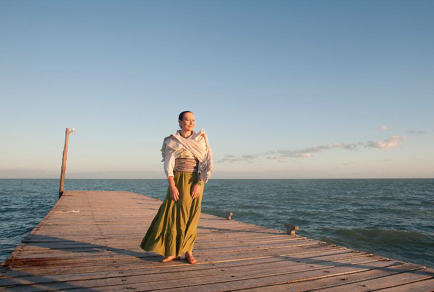 Chef Patricia Quintana, Holbox, Quintana Roo, Mexico