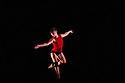 Edinburgh, UK. 21.08.2012. Ballet Preljocaj present HELIKOPTER as part of the Edinburgh International Festival, at the Playhouse. Dancers are: Anna Tatarova, Caroline Jaubert, Emilie Lalande, Gaelle Chappaz, Lorena O'Neill, Nagisa Shirai, Natacha Grimaud, Nuriya Nagimova, Patrizia Telleschi, Virginie Caussin, Yurie Tsugawa, Fran Sanchez, Gael Rougegrez, Jean-Charles Jousni, Joakim Lorca, Julien Thibault, Sergi Amoros Aparicio, Sergio Diasz, Sofian Korzylecka, Marius Delcourt.  Photo credit: Jane Hobson