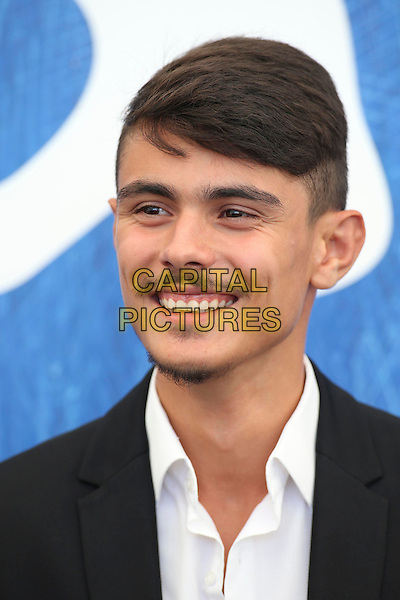 ENICE, ITALY - SEPTEMBER 08: Berke Karaer attends a photocall for 'Big Big World' during the 73rd Venice Film Festival at Palazzo del Casino on September 8, 2016 in Venice, Italy.<br /> CAP/GOL<br /> &copy;GOL/Capital Pictures