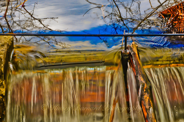 """OVER THE WEIR"" <br />