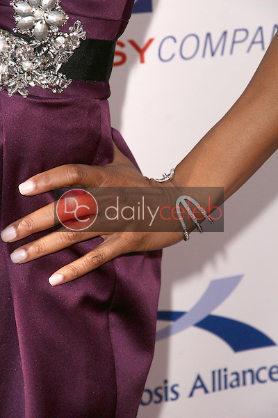 Shaun Robinson's Jewelry<br />
