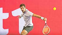 19th July 20202; Berlin Tempelhof, Berlin, Germany;  Bet1aces tennis tournament;  Mischa Zverev