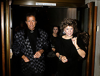 Montreal (Qc) CANADA - File Photo -Circa 1987 -Benoit Marleau (L), Denise Filiatrault (R).<br /> <br /> Dans le téléroman «Chez Denise», Denise Filiatrault raconte l'univers un peu loufoque du restaurant «Chez Denise».<br /> <br /> De 1979 à 1982, Radio-Canada présente 123 épisodes de la comédie «Chez Denise». Cette série réalisée par Florent Forget, Pierre Gauvreau, Rolland Guay, Guy Hoffmann, Jean-Yves Laforce, Maude Martin, André Pagé, Gilles Perron, Hélène Roberge et Daniel Roussel, met notamment en vedette Denise Filiatrault, Benoit Marleau, Paul Berval, Roger Joubert, Louisette Dussault, André Montmorency et Normand Brathwaite. <br /> <br /> -Photo (c)  Images Distribution