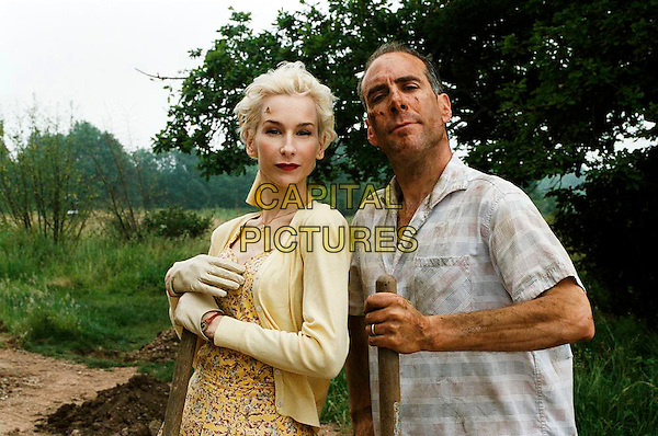PENNY BALFOUR & DOUG RAND.in Arthur and the Invisibles .**Editorial Use Only**.CAP/FB.Supplied by Capital Pictures