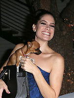 LOS ANGELES, CA - NOVEMBER 4: Tiffany Michelle, at The 2017 Fluffball Benefiting Forgotten Horses Rescue! at The Lombardi House In Los Angeles, California on November 4, 2017. Credit: Faye Sadou/MediaPunch