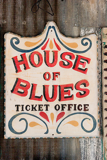 House of Blues Restaurant, Disney Marketplace, Orlando, Florida