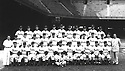 Team photo of the 1950 Philadelphia Phillies