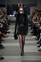 FEB 2018 Alexander Wang catwalk show at New York Fashion Week