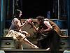 London, UK. 25.03.2016. balletLORENT's Snow White opens at Sadler's Wells Theatre for the Easter family weekend. Photo shows: Caroline Reece, Natalie Trewinnard. Photo - © Foteini Christofilopoulou.