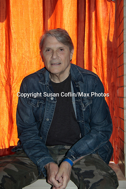 "Jay Hammer, ""Fletcher"" - Guiding Light - 11th Annual Daytime Stars & Strikes Event for Autism - 2015 on April 19, 2015 hosted by Guiding Light's Jerry ver Dorn (& OLTL) and Liz Keifer at Bowlmor Lanes Times Square, New York City, New York. (Photos by Sue Coflin/Max Photos)"