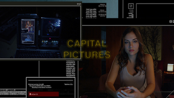 Sasha Grey<br /> in Open Windows (2014) <br /> *Filmstill - Editorial Use Only*<br /> CAP/NFS<br /> Image supplied by Capital Pictures