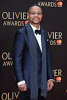 Cuba Gooding Jr. arriving for the Olivier Awards 2018 at the Royal Albert Hall, London, UK. <br /> 08 April  2018<br /> Picture: Steve Vas/Featureflash/SilverHub 0208 004 5359 sales@silverhubmedia.com