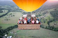 20170215 February 15 Hot Air Balloon Gold Coast