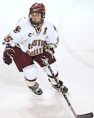 Stephen Gionta - Boston College defeated Princeton University 5-1 on Saturday, December 31, 2005 at Magness Arena in Denver, Colorado to win the Denver Cup.  It was the first meeting between the two teams since the Hockey East conference began play.