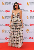 Lilah Parsons at the British Academy (BAFTA) Television Awards 2019, Royal Festival Hall, Southbank Centre, Belvedere Road, London, England, UK, on Sunday 12th May 2019.<br /> CAP/CAN<br /> &copy;CAN/Capital Pictures