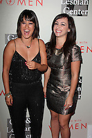 """Kimberly McCullough, Danielle Harris<br /> at the L.A. Gay & Lesbian Center's """"An Evening With Women,"""" Beverly Hilton, Beverly Hills, CA 05-10-14<br /> David Edwards/DailyCeleb.com 818-249-4998"""