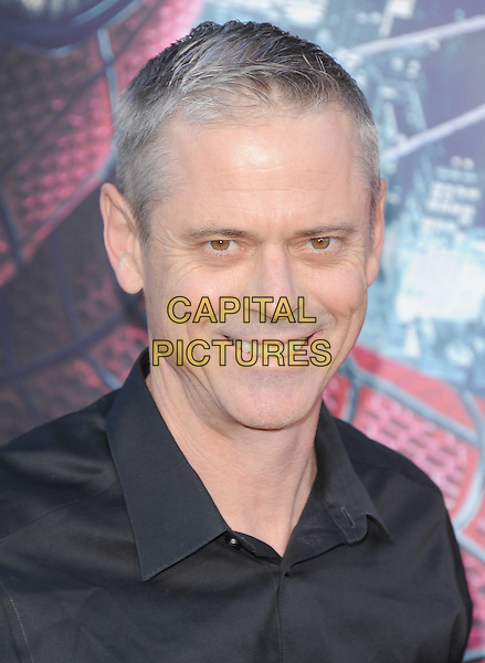 C. Thomas Howell.'The Amazing Spider-Man' Premiere held at Regency Village Theater in Westwood, California, USA. .June 28th, 2012.headshot portrait black  .CAP/RKE/DVS.©DVS/RockinExposures/Capital Pictures.