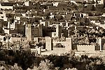 Kasbah Ait Ben Haddou, Ouarzazate, Morocco.